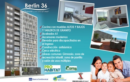 Proyecto Berlin 36 San Miguel