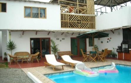 Casa de Playa Pulpos