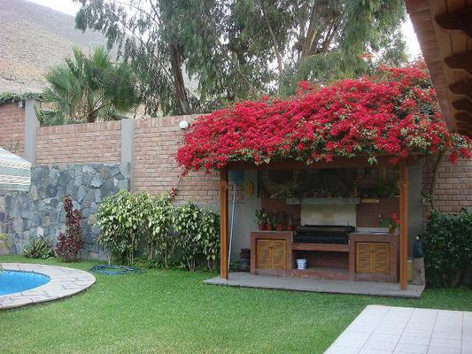 Alquiler casa en rinconada la molina con piscina - Casa del barbecue ...