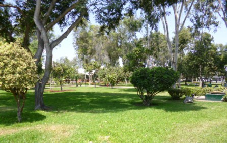 Parque Chabuca Granda
