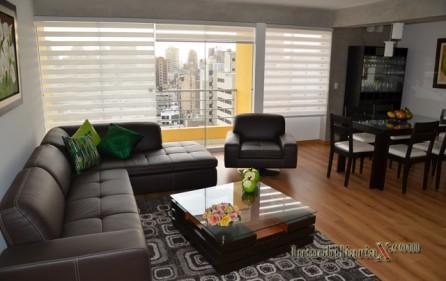 Penthouse Duplex en Aurora Miraflores