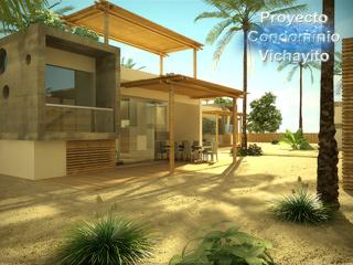 Proyecto Condominio Vichayito