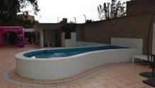 Departamento en Jesus Maria - San Felipe - areas comunes con piscina