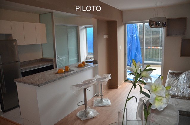 Preventa departamentos de 3 dormitorios en san miguel for Banos modernos para departamentos