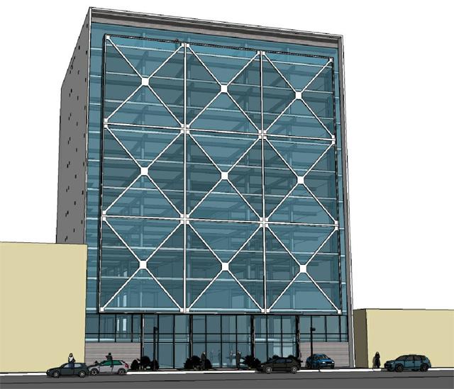 Proyecto Oficinas Torre Tanguis