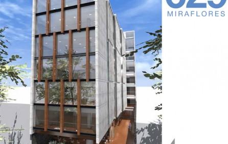 Proyecto Oficinas Mendiburu 629 Miraflores