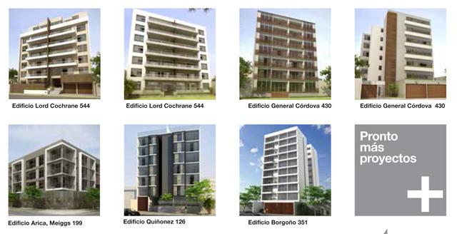 pre-venta proyecto mendiburu oficinas en Miraflores