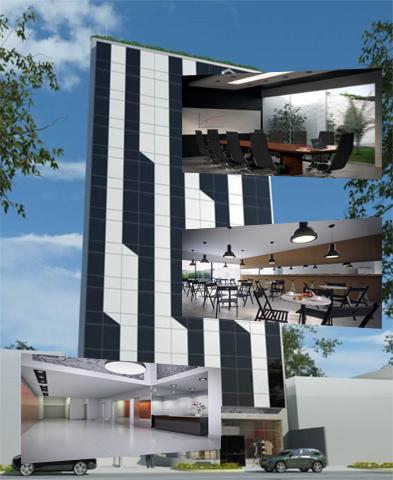 Proyecto Centro Empresarial Vision Tower Av Benavides Miraflores Oficinas y Local comercial