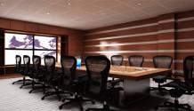 Proyecto Vertice 22 Oficinas de estreno Av Pershing