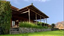 Casa de Campo Valle Pisquero Azpitia en Canete
