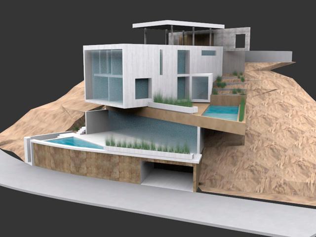 Casas de playa club nautico poseidon for Parrillas para casa de playa