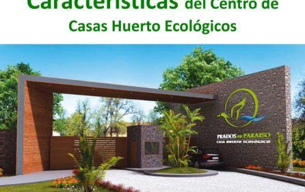 Casa Huerto Ecológico