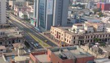 Departamento de estreno Santa Beatriz Lima