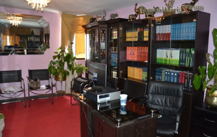 Oficina en Ovalo Higuereta