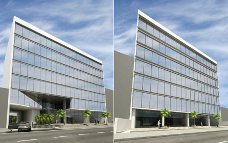 Oficinas Edificio Comercial Basadre