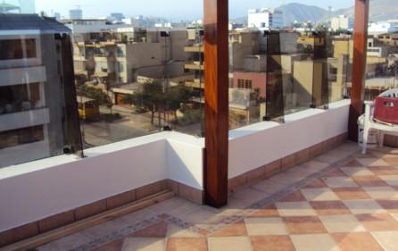 Departamento en Monterrico
