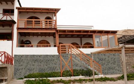 Casa Pulpos Fachada